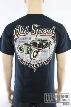 T-shirt Lucky 13 Old Custom