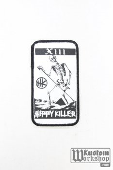 Patch Hippy Killer Garage Death