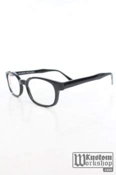 Lunettes KD's verres clairs