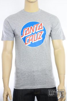 T-shirt Santa Cruz Original Logo