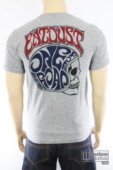 T-shirt Eat Dust Skull