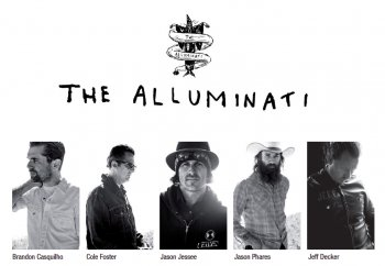 The alluminati Jeson Jessee Cole foster Jeff Decker Jason Phares Brandon Casquilho