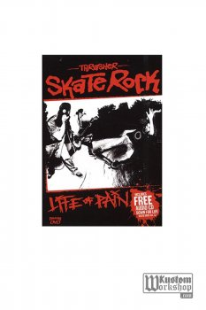 DVD Thrasher Magazine Life Of Pain
