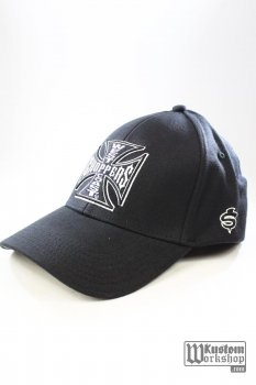 Casquette West Coast Choppers OG Cross Flexfit