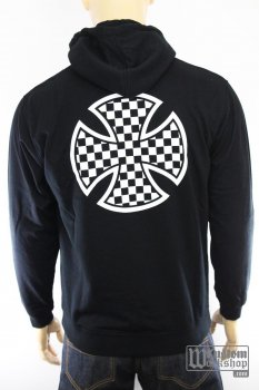 Hoodie Independent Cross Check