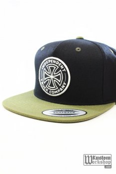 Casquette Independent ITC Cross