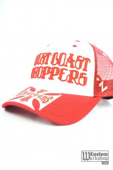 Casquette West Coast Choppers Clutch Logo