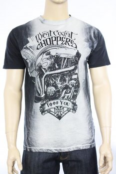 T-shirt  West Coast Choppers F*** You