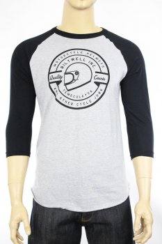 T-Shirt Baseball Biltwell Icon