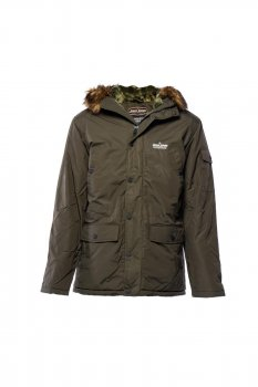 Veste Jesse James Workwear Arctic olive