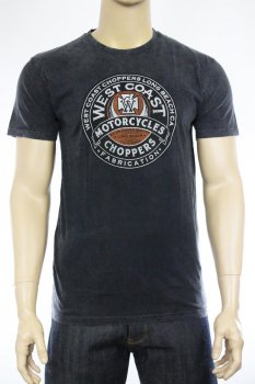 T-shirt West Coast Choppers Fabrication