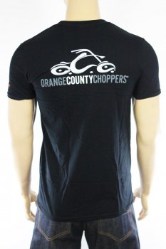T-shirt Orange County Choppers original logo