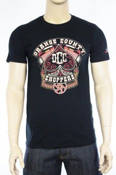T-shirt Orange County Choppers Pocker Run