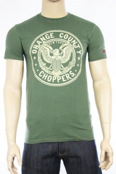 T-shirt Orange County Choppers Eagle