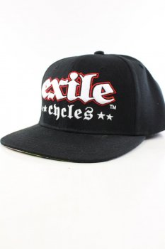 Casquette Exile Cycles Russel Riding