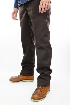 Pantalon Dickies Original 873 Chocolate Brown