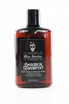Barber Shampoo Men Stories
