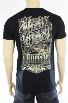 T-shirt West Coast Choppers Lock Up
