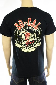 T-shirt So-Cal Speedshop First In Speed