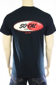 T-shirt So-Cal Original black