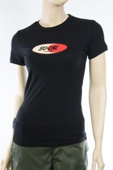 T-shirt So-Cal logo original femme