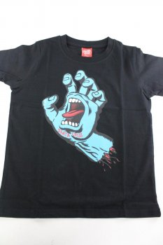 T-shirt Santa Cruz Youth Screaming Hand