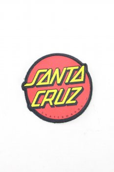 Patch Santa Cruz logo dot