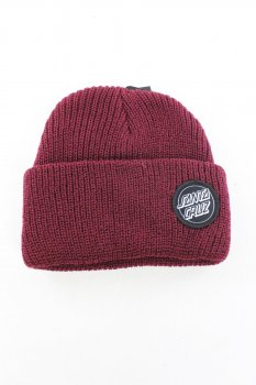 Bonnet Santa Cruz outline Dot