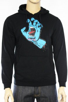 Hoodie Santa Cruz Screaming Hand