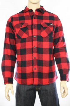 Surchemise Dickies Lansdale red