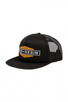 Casquette Iron and Resin Wheelman noire