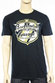 T-shirt Gas Monkey Garage Texan Gold