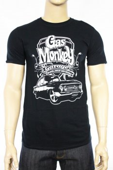 T-shirt Gas Monkey Garage Vintage Car