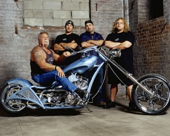 Orange County Choppers family