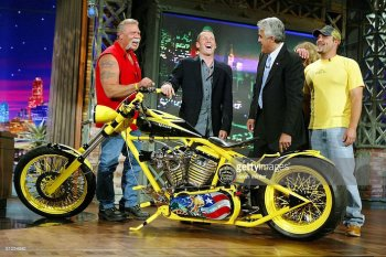 OCC jay leno & Lance Armstrong