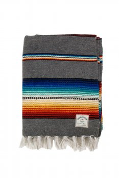 Serape Iron and Resin grey
