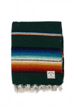 Serape Iron and Resin green