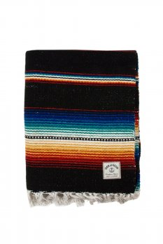 Serape Iron and Resin black