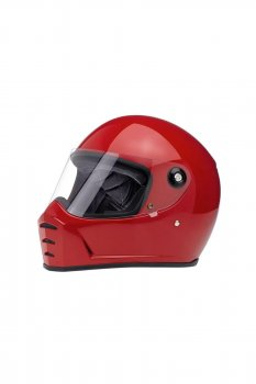 Casque Biltwell Lane Splitter red