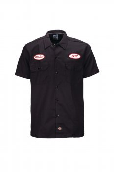Chemise Dickies Rotonda South black