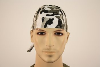 Head wrap camo urban