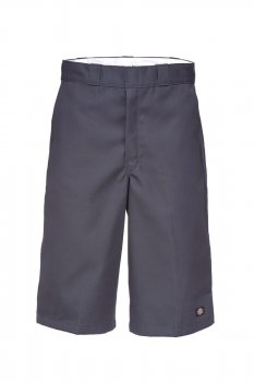 Short Dickies 15'' Multi pocket work short gris foncé