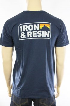 T-shirt Iron and Resin Summit