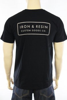 T-shirt Iron and Resin Original