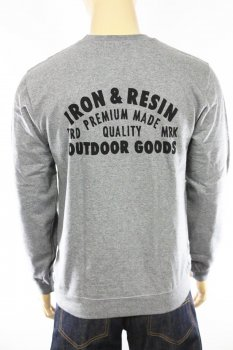 Sweat Iron and Resin Good Fleece