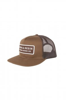 Casquette Iron and Resin originale brown