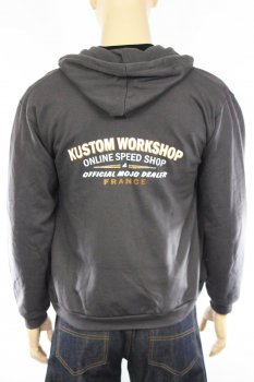 Hoodie Kustom Workshop Mojo Dealer