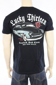 T-shirt Lucky 13 Clean