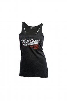 Débardeur West Coast Choppers Femme Bridge Baseball