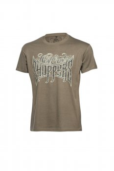 T-shirt West Coast Choppers Custom khaki
